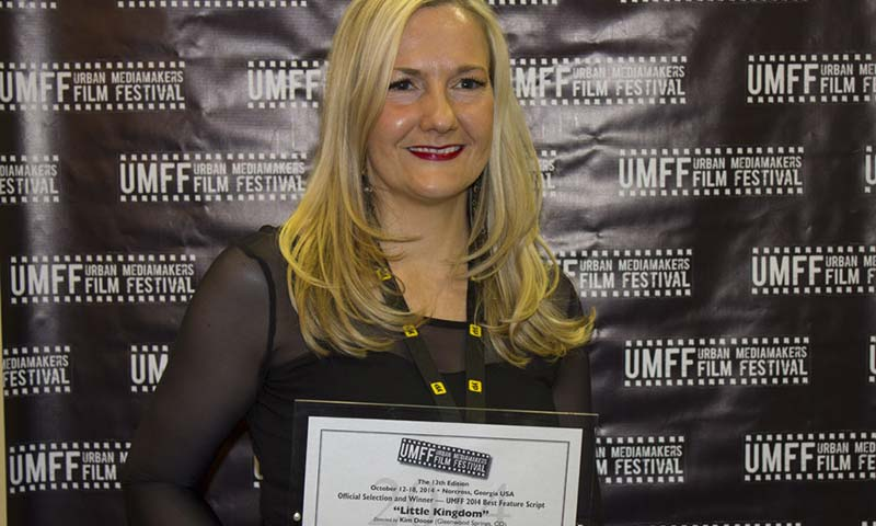 Urban Mediamakers Film Festival 2014 Winner